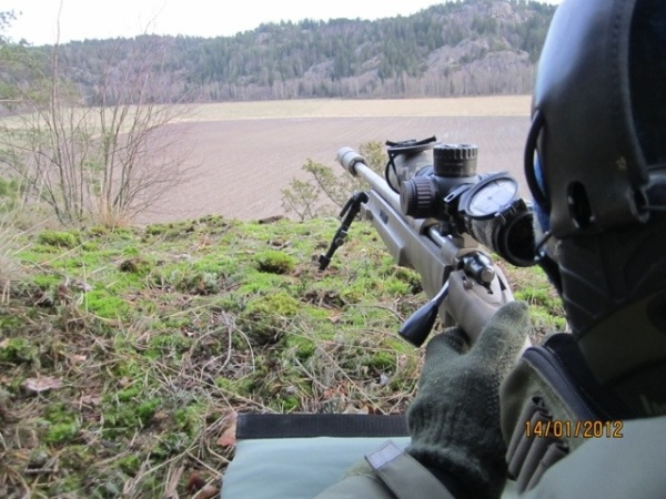 Jakt och långhållsskytte