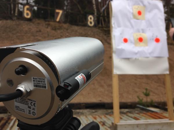 Bullseye target system