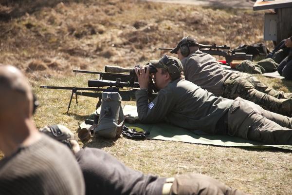 Förberedelser inför skott
